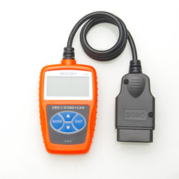 engine codes Australia - WESTSKY OBD2 Auto DTCs Error Fault Code Reader Reset Scanner LCD Display Car Engine Diagnostic MaxiScan MS309 pk vs890