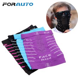 $enCountryForm.capitalKeyWord Australia - Motorcycle Face Mask Half Face Neck Warm Windproof Scarf Dust Protection Motor Bicycle Cycling Mask Outdoor Sports Headwear