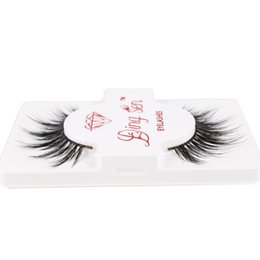 823ae860f65 1 Pair High Quality False Eyelash Extension 3d Strip Lashes Faux Natural  Eyelashes Extension Packaging #228127