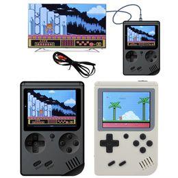 arcade video games consoles 2019 - Portable Retro Handheld Game Console Video Games Mini Arcade Game Player Machine for FC Gift For Kids cheap arcade video