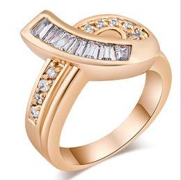 $enCountryForm.capitalKeyWord UK - Gold rings for women Online shop china wholesale Fashion Ladies Rings Jewelry 18k Gold Bridal Diamond Wedding Ring