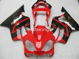 $enCountryForm.capitalKeyWord Australia - Injection molding fairing kit for Honda CBR600 F4i 01 02 03 red black fairings set CBR600F4i 2001 2002 2003 HW01