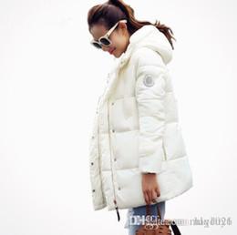 $enCountryForm.capitalKeyWord Australia - 2016 Fashion Long Parkas Female Women Winter Coat Thickening Cotton Winter Jacket Womens Outwear Parkas lady Winter Outwear