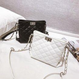 Luxury Handbags Women Bags Designer 2018 Vintage Messenger Bag Leather  Chain Crossbody Bags For Women Channels bolsa feminina Y1892608 c36d4d5a996bb