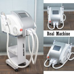Cosmetic IPL Permanent hair removal IPL + rf machine with CE certificate Elight laser rejuvenation treatment facelift machine on Sale