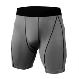 Compression Shorts Underwear Australia - Fashion-2019 Men's Running Shorts Tights Trousers Sweatpants Fitness Jogger Gym Quick Dry Pole Sport shorts Compression Boys Underwear