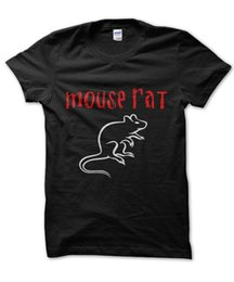 Cool Mens Tees Australia - Mouse Rat Andy Dwyer Mens Tee T-Shirt Top Parks and Recreation 23456XL F297 Cool Casual pride t shirt men