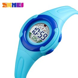 Wholesale SKMEI Kids Watches Sports Style Wristwatch Fashion Children Digital Watches 5bar Waterproof Children watches montre enfant 1479