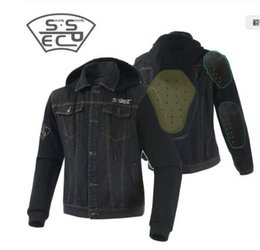 $enCountryForm.capitalKeyWord Australia - SSPEC Motorcycle Jacket Summer Breathable Men's Motocross Off-Road Jacket Mesh Moto Racing Jacket Motorcycle Protective Clothing