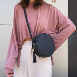 $enCountryForm.capitalKeyWord Australia - Handbags chain bag for women 2019 new Fashion handbag Tassel Weave Bag Ladies Shoulder crossbody Straw Casual Handbag