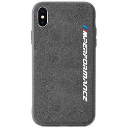 Free shipping For phone cases online shopping - luxury Turn fur car logo bmw performance Phone Case for iphone X XR XS Max S plus SAMSUNG s8 s9 s10 plus huawei mate