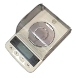 $enCountryForm.capitalKeyWord Australia - Hot sale Precision Electronic Scales 0.001 Portable LCD Digital Jewelry Diamond Scale Laboratory Weight Balance With Counting free shipping