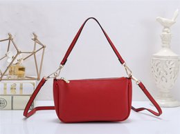 $enCountryForm.capitalKeyWord Australia - luxury designer cross body bag women Fashion leather Crossbody Bags Ladys shoulder bag woman Totes Handbags Purses
