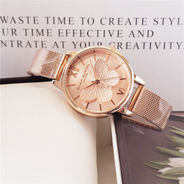analog clothing NZ - 2020 fashion luxury watches rose gold men's and women's quartz clothing stainless steel vintage bracelet casual Relogio M