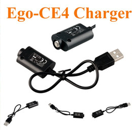 Ego T K Ce4 NZ - (in stock) Ego-CE4 Electronic Cigarette USB Chargers for ego ego-T Ego-K Joye 510 E Cigarette by DHL free