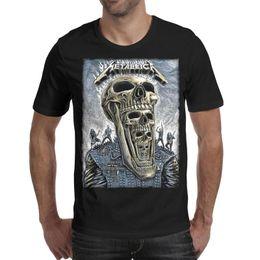 $enCountryForm.capitalKeyWord UK - Metallica Emek Seattle skull rock band Printed Mens T-Shirts Cute Soft Crewneck Short Sleeve Tees