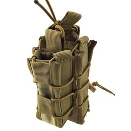 China 5 Colors Tactical Pouch Bags High Quality Outdoor Military Gear Hunting Bag Accessory Tactical Pouch 2 New #696423 suppliers