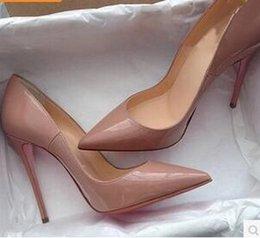 Toptan satış {Orjinal Logo} Moda Lüks Tasarımcı Kırmızı Alt Bottoms Yüksek Topuklar Topuk Siyah Gümüş Gelinlik Kadınlar Ayakkabı C14 pompaları