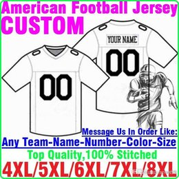 $enCountryForm.capitalKeyWord NZ - Custom american football jerseys college all stitched USA ice Hockey Baseball Basketball Soccer jersey 4xl Baby Youth Womens Mens Kids