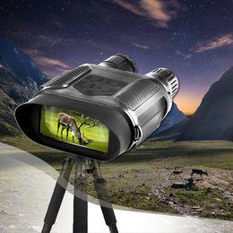 NV400B Digital Night Vision Scope Hunting 7x31 IR NV Scope HD 850NM Infrared IR Camera & Camcorder 400M Range Night Vision Scope