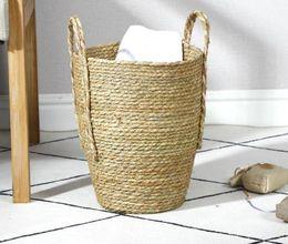 $enCountryForm.capitalKeyWord Australia - New Fashion Waterproof Canvas Laundry Clothes Desktop Debris Basket Storage Box Folding With hIgh Quality Hot Sale Home