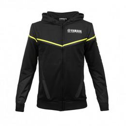 Опт Мотокросс мужская куртка для Yamaha мотоцикл толстовки Motogp толстовки рубашка MX DH толстовка M1 Черная линия куртка