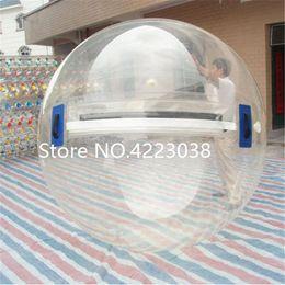 Inflatable Pool Water Walking Balls Australia - Free shipping factory transparent walk on water ball,inflatable water walking ball,Zorb ball for water pool