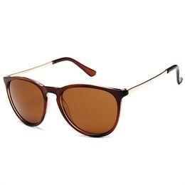 $enCountryForm.capitalKeyWord Australia - NYWOOH Retro Round Sunglasses Women Brand Designer Sun Glasses for Men Alloy Lady Eyewear Black Brown Leopard