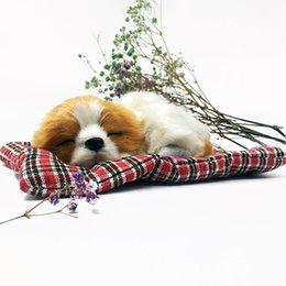 Simulazione Dash Ornament Dog Dash per decorazioni per interni auto Carino peluche Puppy Toys Automobile Home Office Ornaments
