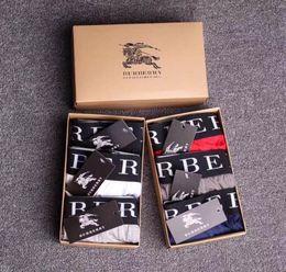 Man Modal boxers online shopping - Brand Designer Men Underwear with Box Modal Fabrics Soft Boxers Casual Soft Men Underpants Cuecas Mens Boxer
