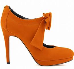 $enCountryForm.capitalKeyWord NZ - Hot Sale-CUTE GIRLS SHOES PLATFORM HIGH HEELS LADIES WOMEN PUMPS WEDDING DRESS WOMEN SHOES US Size 4-11