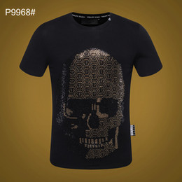 medusa 3d tee shirt NZ - #9675 Hip Hop Men T Shirt 3D Skulls Medusa Fashion Letter Short Sleeve Tops Tees Casual Man Tshirt Summer Gym Crew Neck T-Shirts