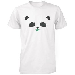 $enCountryForm.capitalKeyWord NZ - Panda Eating Four Leaf Clover Men's Shirt St. Patrick's Day T-shirt size discout hot new tshirt white black grey red trousers tshirt