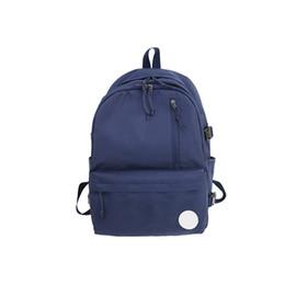 $enCountryForm.capitalKeyWord UK - New Fashion Lady Backpack Letter Pattern Style for School Bag Casual Designer Shoulder Bags Classic Solid Handbag
