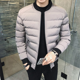 Wholesale black parka for men resale online - Jackets and Coats Parka Winter Jackets for Men Winter Jacket Men s Clothes Mens Thick Outwear XL Jacket Male Clothing Tops