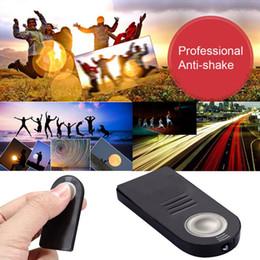 Dslr Slr Camera Australia - Wireless IR Remote Control Shutter Release for DSLR   SLR Camera Infrared Remote Control Lightweight Rapid Shutter Release