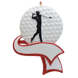 $enCountryForm.capitalKeyWord Australia - MAXORA Boy Golf Player Athlete Sports Personalized Christmas Ornament Personalized Golf Souvenir Gift Christmas Decorations for Home