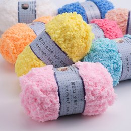 crochet blankets for babies NZ - Soft Smooth High Quality Yarn for Baby Hand Knitting Colorful Crochet Sweater Blanket Hat Scarf Socks DIY Needlework