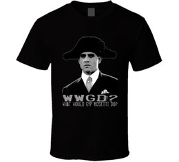 print copy NZ - What would Gyp Rosetti do Boardwalk tv t shirt copy Funny free shipping Unisex Casual Tshirt top
