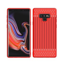 Nextel Battery Australia - Starry Sky TPU Cell phone Cases for Samsung Galaxy Note 9 samsung S9plus Case Back Cover TPU Mobile Phone Cases