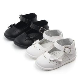 $enCountryForm.capitalKeyWord Australia - Baby Girl Sandals Shoes Anti Slip For Children Kids Toddler Shoes Newborn Baby Girl Summer Bowknot Cute Birthday Gift