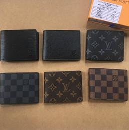 7515ba8801af дизайнер кошельки дизайнер держатель карты карманный организатор мужские  дизайнер кошелек из натуральной кожи кошельки карты держатель кошелек  бумажник ...