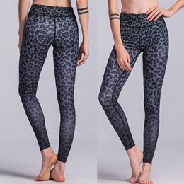 $enCountryForm.capitalKeyWord NZ - Women Yoga Pants Leopard Print Slim Fit Breathable Skinny Pants for Fitness MSD-ING