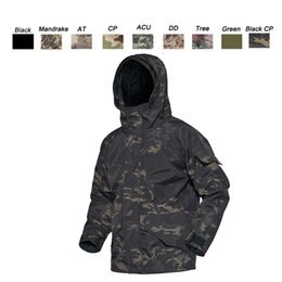 Chinese  Outdoor Sports Hunting Shooting Tactical Camo Coat Combat Clothing Camouflage Windbreaker G8 Winter Outdoor Jacket SO05-212 manufacturers