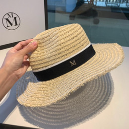 Floppy Beach Hat Large Australia - casquette Fashion Sun Hat Women's men's floppy hats Foldable Wide Large Brim Floppy bucket hat Summer Beach Sun Cap new-er4