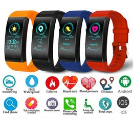 $enCountryForm.capitalKeyWord Australia - QW18 Smart Wristband Intelligent Sport Bracelet Fitness IP68 Pulse Watch Outdoor Smartband pk fitbit apple watch xiaomi