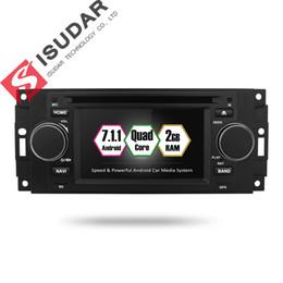 $enCountryForm.capitalKeyWord Australia - Isudar Car Multimedia player android 7.1.1 5 Inch For Chrysler 300C Dodge Jeep Commander Compass Grand Cherokee Radio GPS DVD
