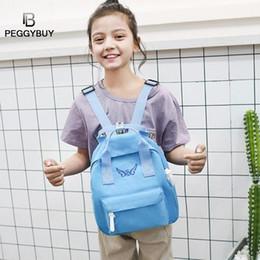 $enCountryForm.capitalKeyWord NZ - Cute Kindergarten Children Backpack Handbag Girls Boys School Bag Satchel Boys and Girls Baby School Backpack Kids Bags Knapsack