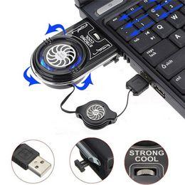 $enCountryForm.capitalKeyWord NZ - For Notebook Laptop Computer Mini Vacuum Strong Cool Air Extract USB Notebook Laptop Cooling Cooler Fan Pad Flexible External