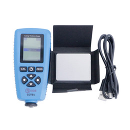 $enCountryForm.capitalKeyWord NZ - New Digital Thickness Gauge CCT01 Coating Meter AUTO Thickness Meter Tester Magnetic Eddy Current Probe Gauge
